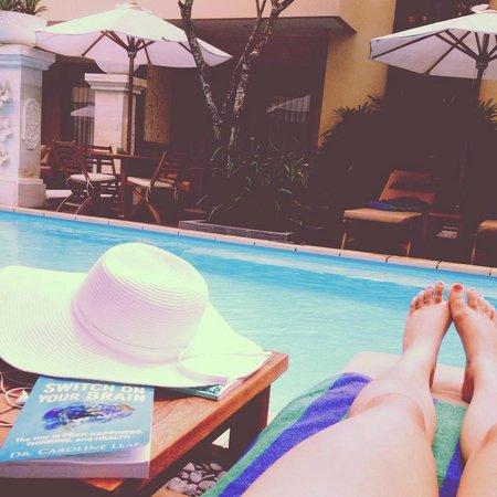 D'Penjor Seminyak : pool