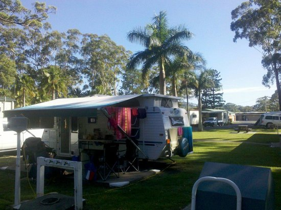North Coast Holiday Parks Coffs Harbour: Powered site