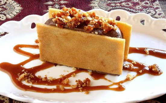 Ragafellows: Choc Ice-Cream Sandwich - with Hazelnuts & Honey biscuit