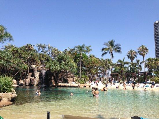 Surfers Paradise Marriott Resort & Spa: Beautiful pool