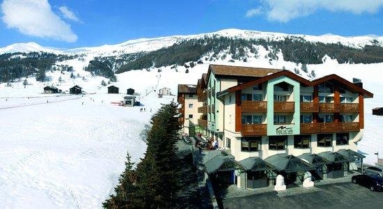 Hotel Lac Salin SPA & Mountain Resort****S Esterno Inverno