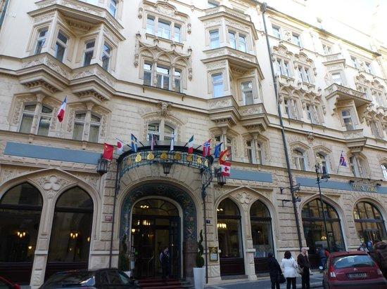 Hotel Paris Prague : Hotel Paris, Prague