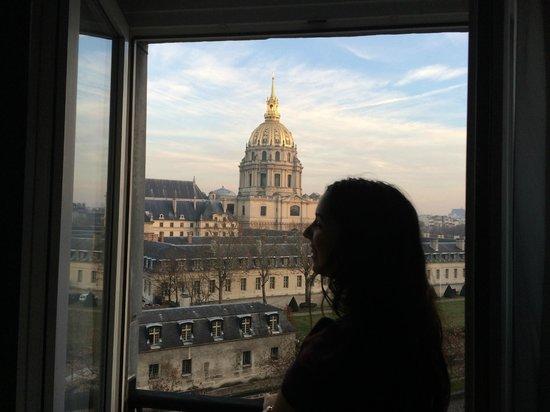 Hotel de l'Empereur: View