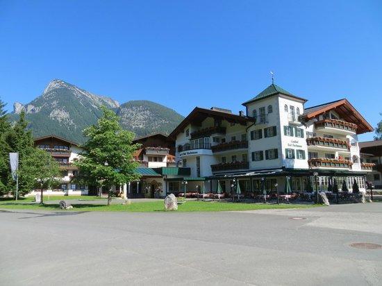 Gasthof Bad Hochmoos: hotel