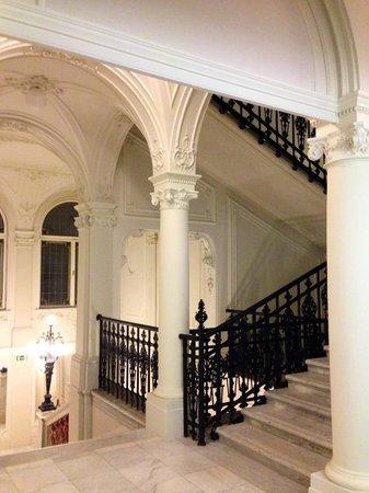 Hotel Nemzeti Budapest - MGallery by Sofitel : lobby