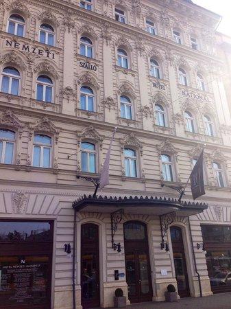 Hotel Nemzeti Budapest - MGallery by Sofitel : hotel