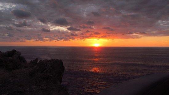 Arriba de la Roca: sunset