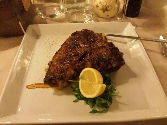 Correggio, Italië: Florentiner Steak