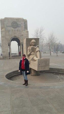 Tianjin University : Inside of university