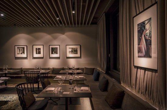 Das Stue: Fine Dining Salon