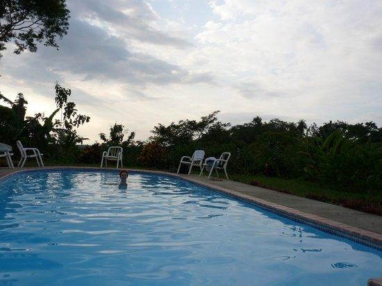 Hotel Cerro Lodge: pool