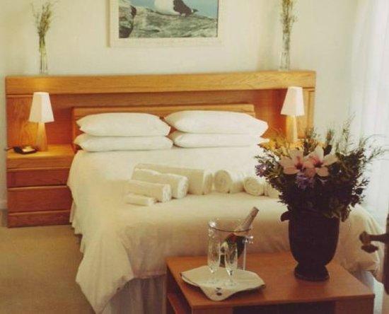 Seagulls Nest Guest House: Main bedroom