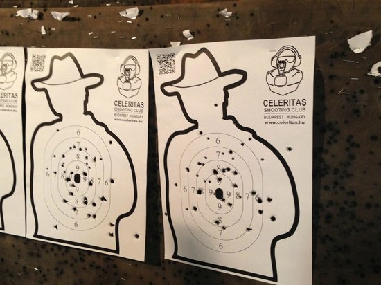 Celeritas Shooting Club: Targets
