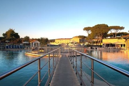 Grosseto, Italien: Thermal pool