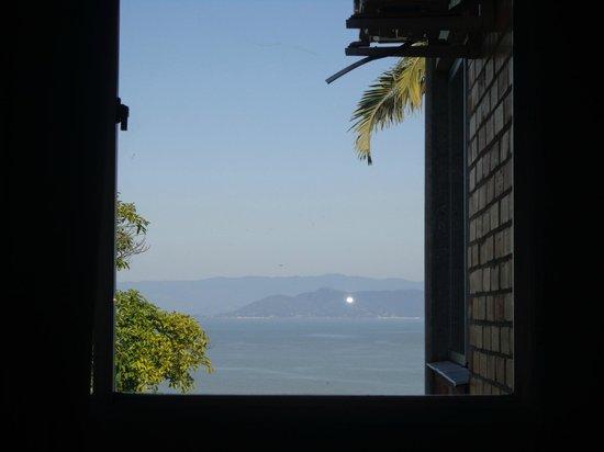 Maria Do Mar Hotel: Vista do quarto