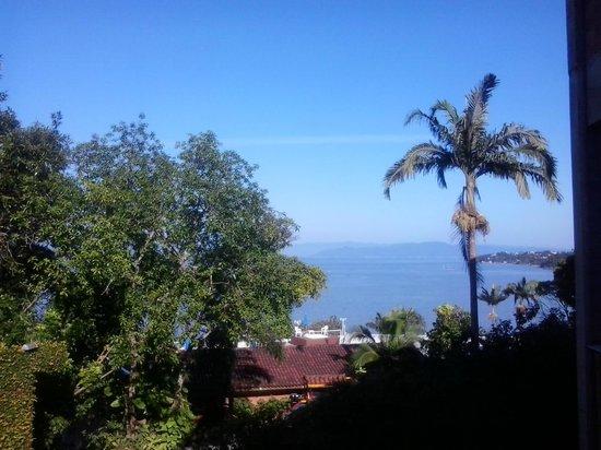 Maria Do Mar Hotel: Vista do apartamento