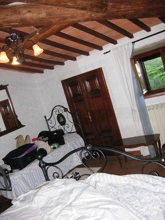 Villa Schiatti: camera