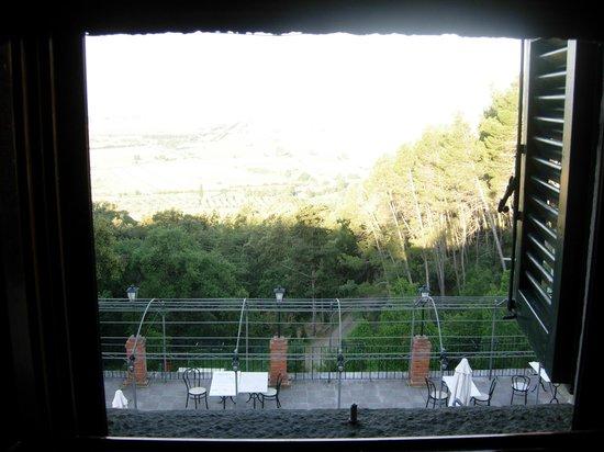 Villa Schiatti: vista