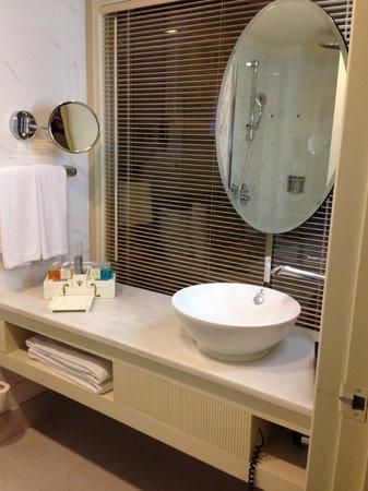 Rixos Downtown Antalya: The Bathroom