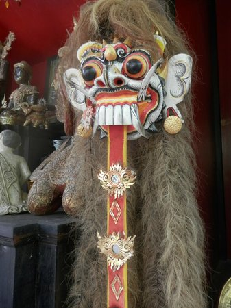 Dusit Dhewa - Samui Cultural Center and Fine Art of South East Asia : маска