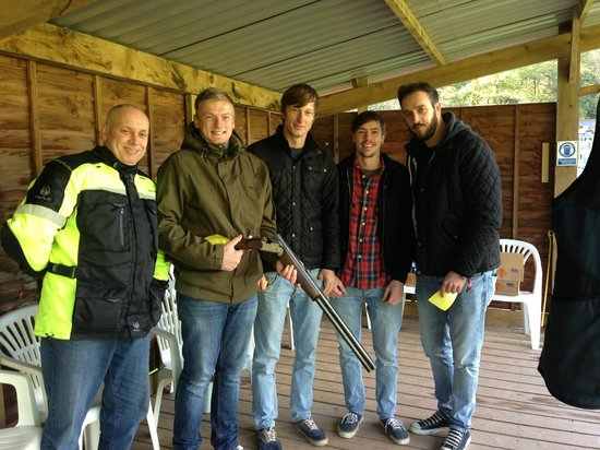 Ashcombe Adventure Centre Ltd: Clay Shooting Group