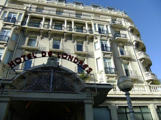Hotel de Londres y de Inglaterra: Hotel de Londres