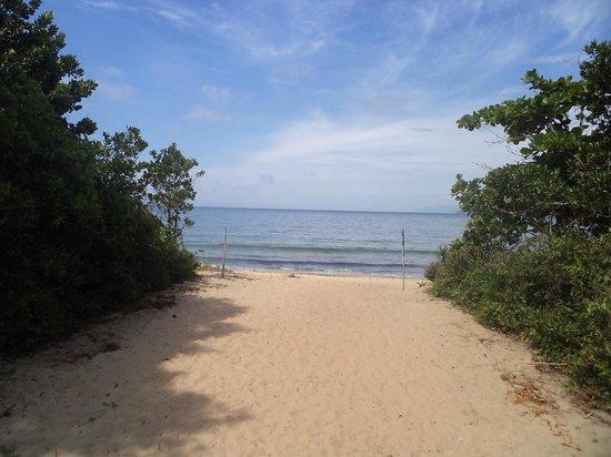 Parnaioca Beach : Parnaioca