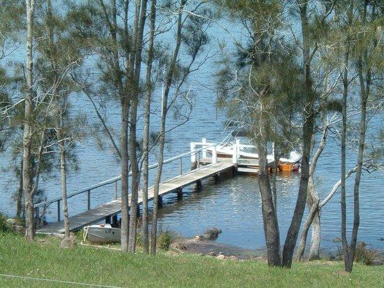 Coomba Park, أستراليا: Jetty