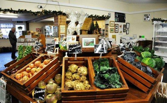 Etwall, UK: Amazing fresh produce!