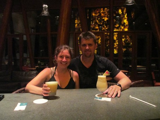 Tambo del Inka, a Luxury Collection Resort & Spa: At the bar