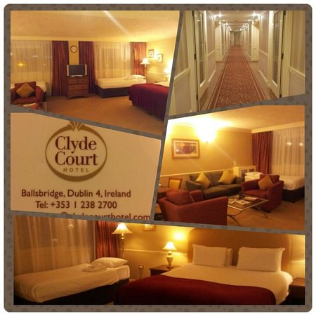 Clyde Court Hotel : Room 326