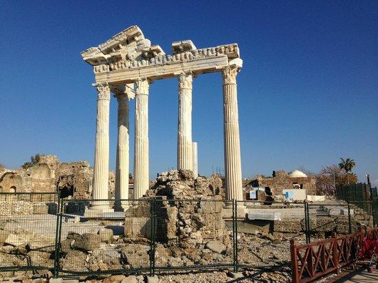 Temple of Apollo: Apollo