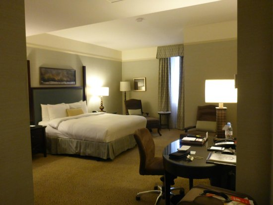 The Fairmont Palliser: Room 2