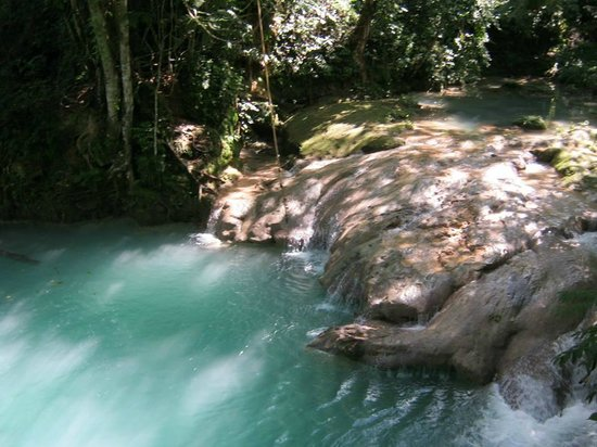 Jewel Dunn's River Beach Resort & Spa, Ocho Rios,Curio Collection by Hilton: Blue Hole - a must do!
