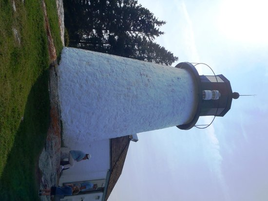 Burnt Island Lighthouse: Lovely place