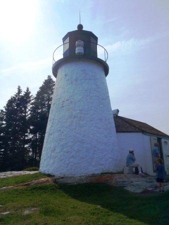 Burnt Island Lighthouse: Lovely place