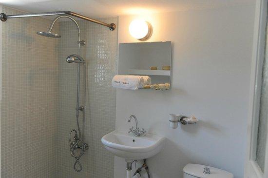 Villa Korthi: Our bathroom