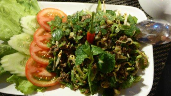 Tamarind: vegetables