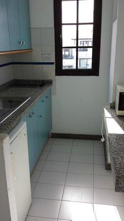 Plaza Azul: Kitchen