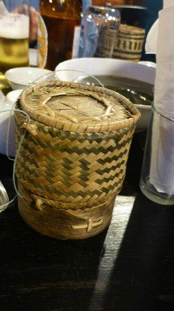 Tamarind: sticky rice