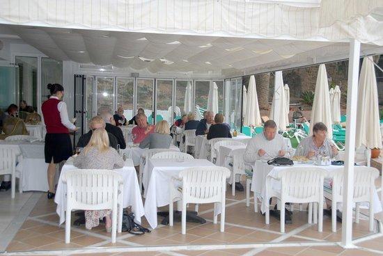 Restaurante El Náutico: Vistas al mar; Sea Views