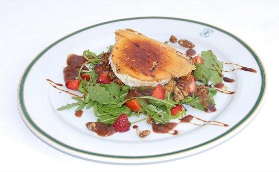 Restaurante El Náutico: Ensaladas; Salads