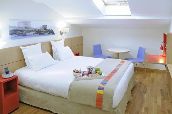 BEST WESTERN hotel du Mucem: Chambre superieur