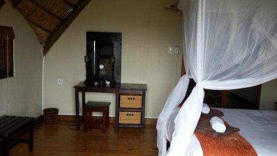 Amorello Bush Golf Lodge: Bedroom