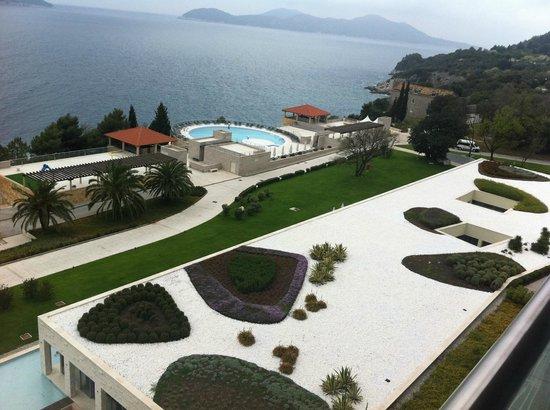 Radisson Blu Resort & Spa at Dubrovnik Sun Gardens: just enjoy