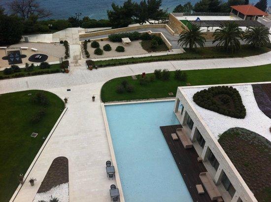 Radisson Blu Resort & Spa at Dubrovnik Sun Gardens: view