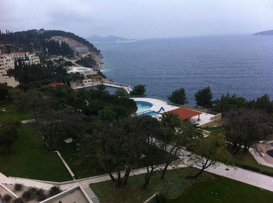 Radisson Blu Resort & Spa at Dubrovnik Sun Gardens: see it