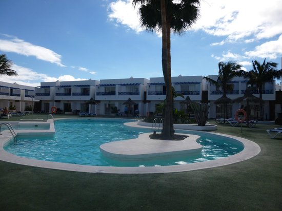 Hotel Club Siroco: Pool in Serenity area