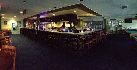 Comfort Inn Randolph: On Site Restaurant - Jits Sports Lounge and Grill