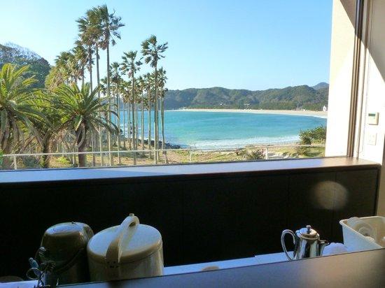 Marubun: コーヒーラウンジからの眺め